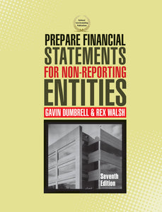 Prepare Financial Statements for Non-Reporting Entities