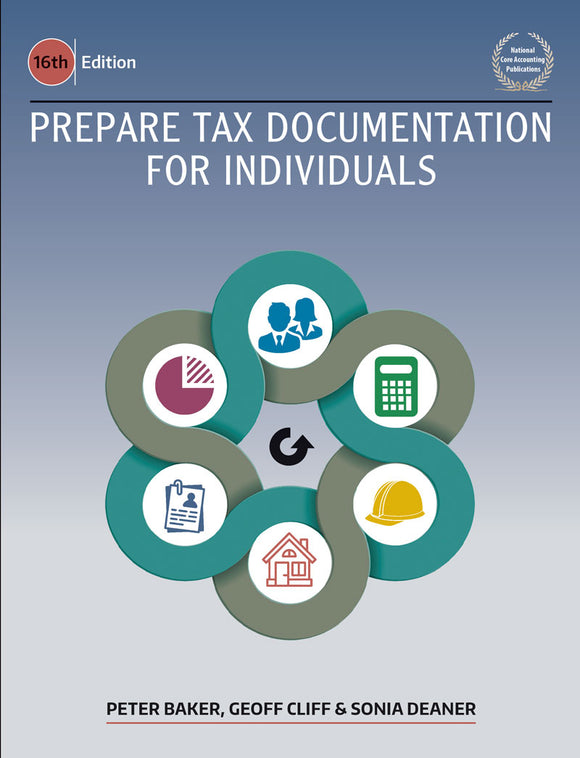 Prepare Tax Documentation for Individuals (2019 Edition)
