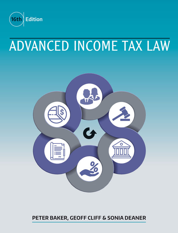 Advanced Income Tax Law ( 2019 Edition)