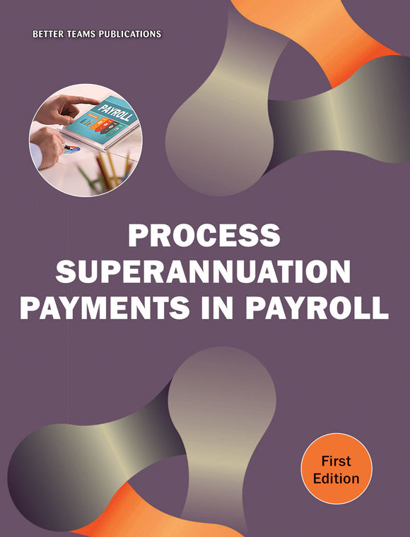 Process Superannuation Payments in Payroll