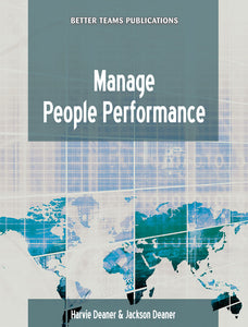 Manage People Performance