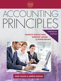 Accounting Principles: Financial Transactions, Subsidiary Ledgers & Interim Reports