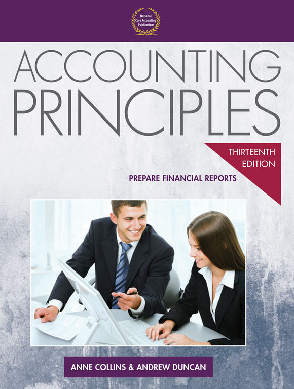 Prepare Financial Reports (Accounting Principles Book 2)