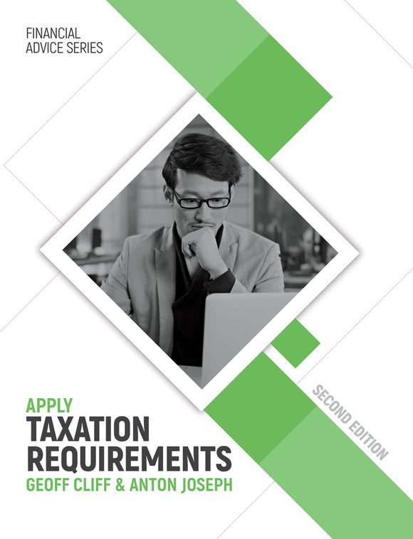 Apply Taxation Requirements