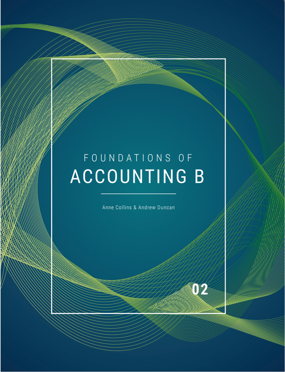 Foundations of Accounting B