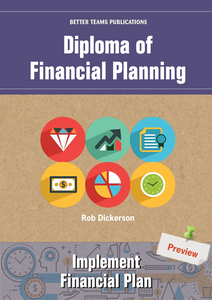 Implement Financial Plan