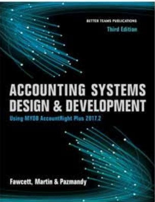 Accounting Systems Design & Development