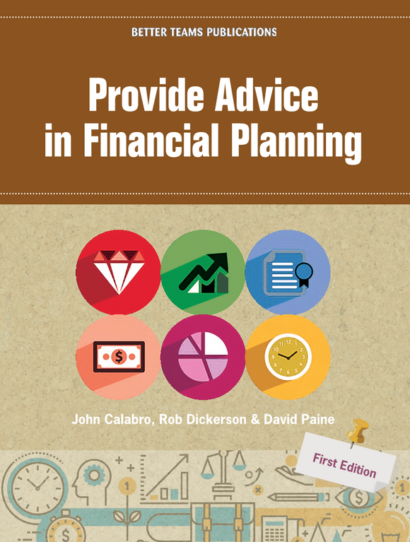 Provide Advice in Financial Planning