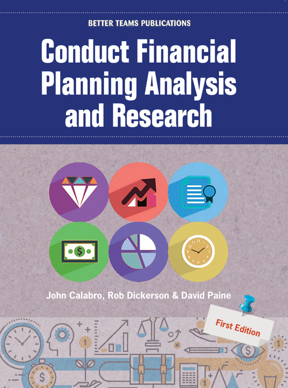 Conduct Financial Planning Research and Analysis