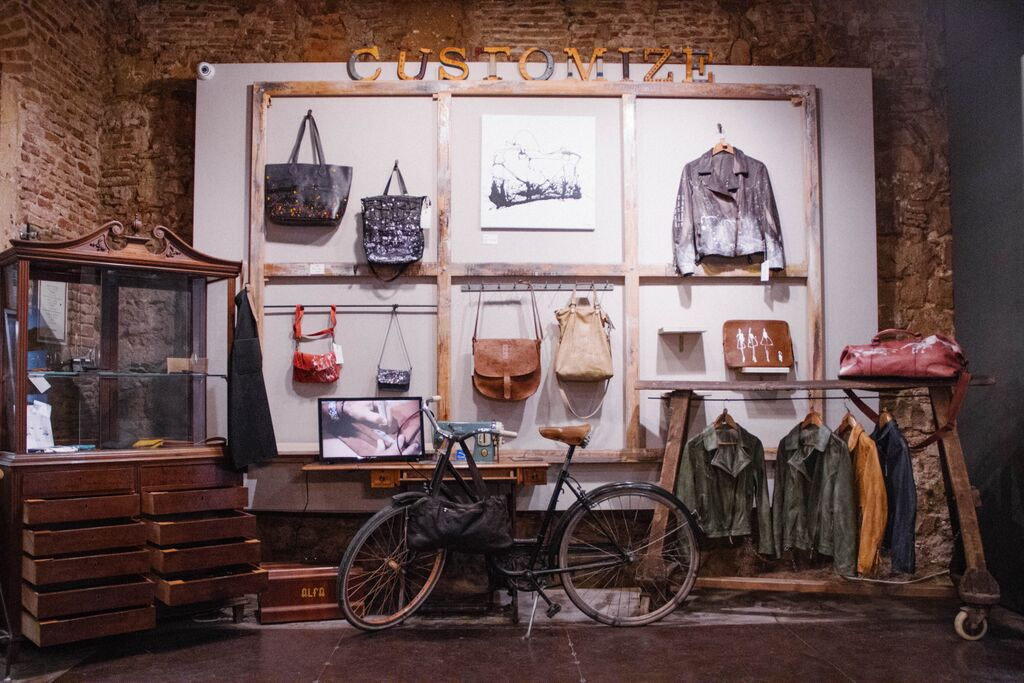 Cuirum-Our Stores in Barcelona