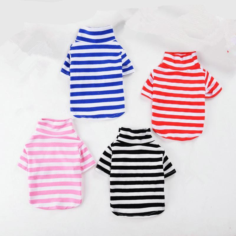 Summer Fresh Striped Shirt
