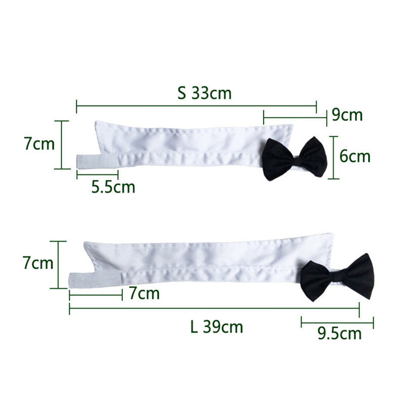 Formal Doggie Bow Tie