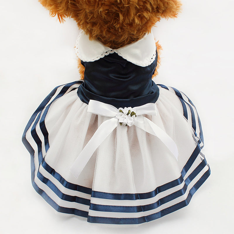 Doggie Sailor Dress