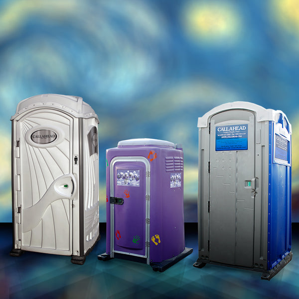 Featured Portable Toilets by Callahead