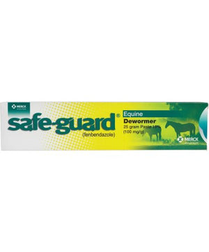 Safe-Guard Equine Dewormer