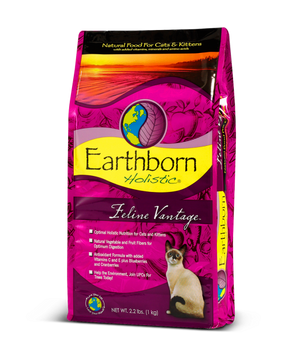 Earthborn Holistic® Feline Vantage™ Cat Food
