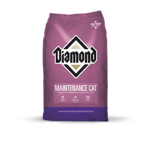 Diamond Maintenence Cat