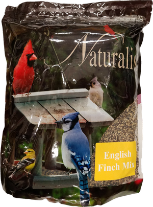 Naturalist English Finch Mix