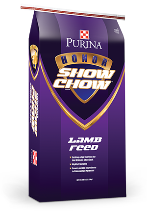 Purina® Honor® Show Chow® Showlamb Grower DX