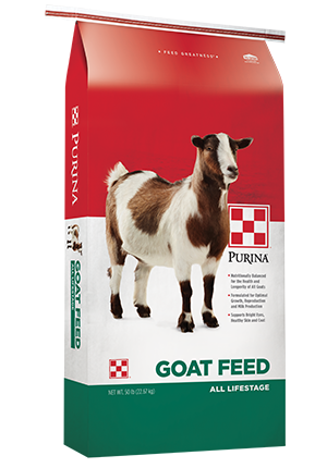 Purina Goat Chow All Lifestages