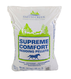 Smith Creek Supreme Comfort Pine Bedding Pellets