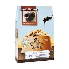 Wet Nose Peanut Butter & Molasses