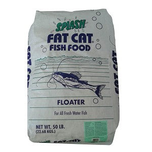 Hi-Pro Fat Cat Fish Food