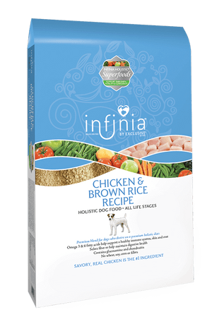 Infinia® Chicken & Brown Rice Recipe