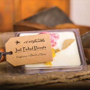 1803 Candles® Just Picked Flowers Soy Melters