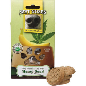 Wet Nose Hemp Seed & Banana