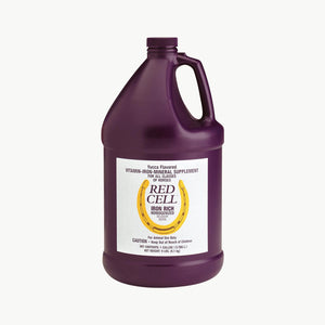 Horse Health Products Red Cell Vitamin-Iron-Mineral Supplement 1 Gallon