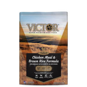 Victor Chicken Meal & Brown Rice Formula for Dogs