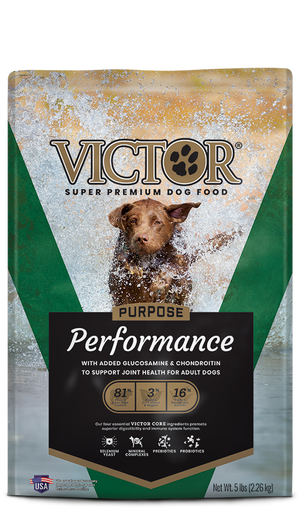 Victor Performance for Dogs