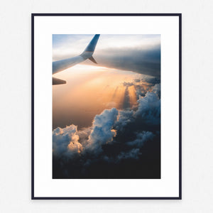 Sky Poster #102 - Print Art - Exclusive Posters and Prints Online