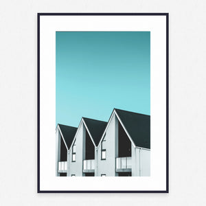 Building Poster #176 - Print Art - Exclusive Posters and Prints Online