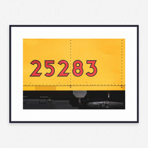 Yellow Poster #186 - Print Art - Exclusive Posters and Prints Online