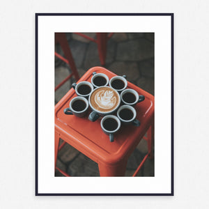 Cup Poster #282 - Print Art - Exclusive Posters and Prints Online
