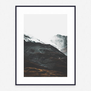 Mountain Poster #400 - Print Art - Exclusive Posters and Prints Online