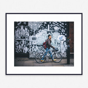 Bicycle Poster #545 - Print Art - Exclusive Posters and Prints Online