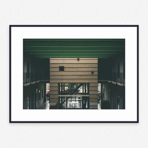 Building Poster #973 - Print Art - Exclusive Posters and Prints Online