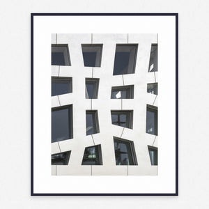 Building Poster #1061 - Print Art - Exclusive Posters and Prints Online