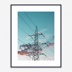 Sky Poster #1088 - Print Art - Exclusive Posters and Prints Online