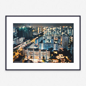 City Poster #1156 - Print Art - Exclusive Posters and Prints Online