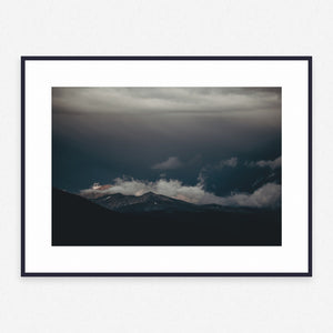 Clouds Poster #1387 - Print Art - Exclusive Posters and Prints Online