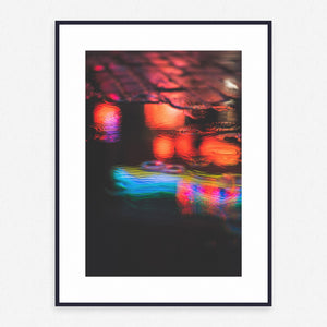 Blur Poster #1390 - Print Art - Exclusive Posters and Prints Online