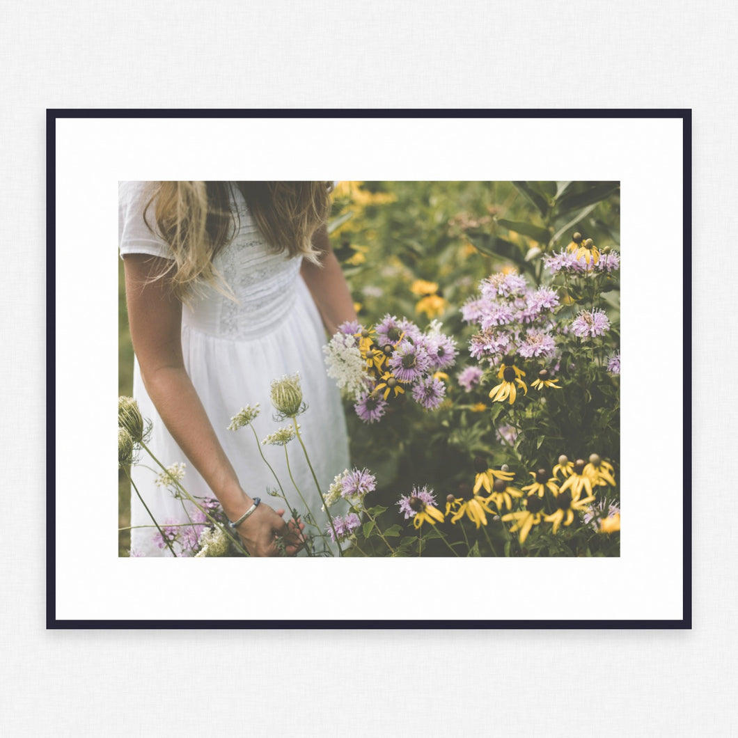 Flower Poster #1392 - Print Art - Exclusive Posters and Prints Online