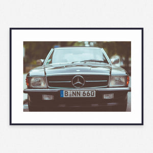 Car Poster #1445 - Print Art - Exclusive Posters and Prints Online