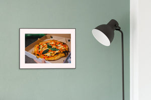 Pizza Poster #1465 - Print Art - Exclusive Posters and Prints Online