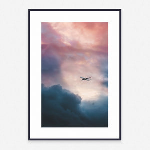 Flying Poster #1496 - Print Art - Exclusive Posters and Prints Online