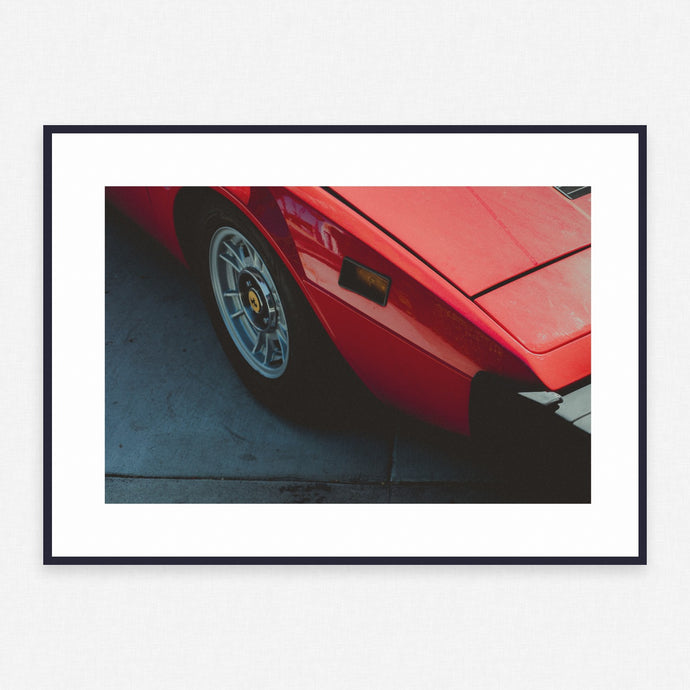 Car Poster #1663 - Print Art - Exclusive Posters and Prints Online
